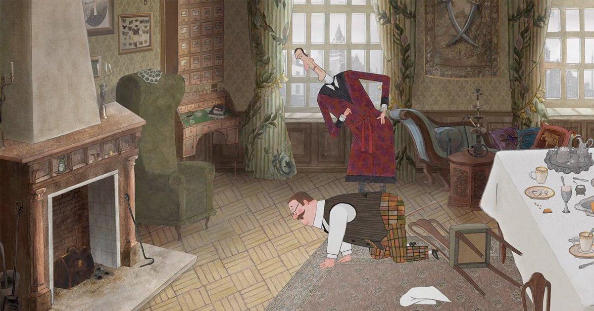 Шпионские страсти. 10 мультфильмов-детективов для любого возраста