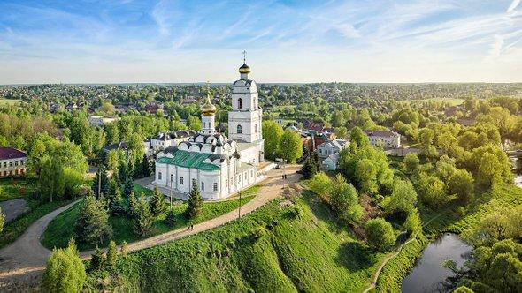 Троицкий храм / Фото: Shutterstock (Sergey Dzyuba)