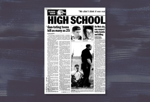 speculations about columbine essay The columbine high school shooting took place on april 20 th, 1999 in littleton colorado the two shooters eric harris and dylan klebold arrived at the school at around 11:10 am they entered the cafeteria and placed two duffle bags each filled with a 20 pound propane bomb that was set to detonate at 11:17 am.