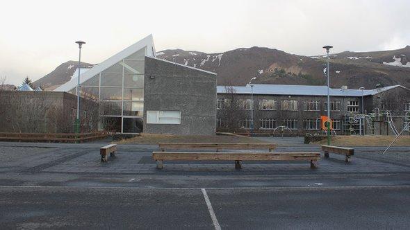 Школа города Кверагерди (Grunnskólinn í Hveragerði)