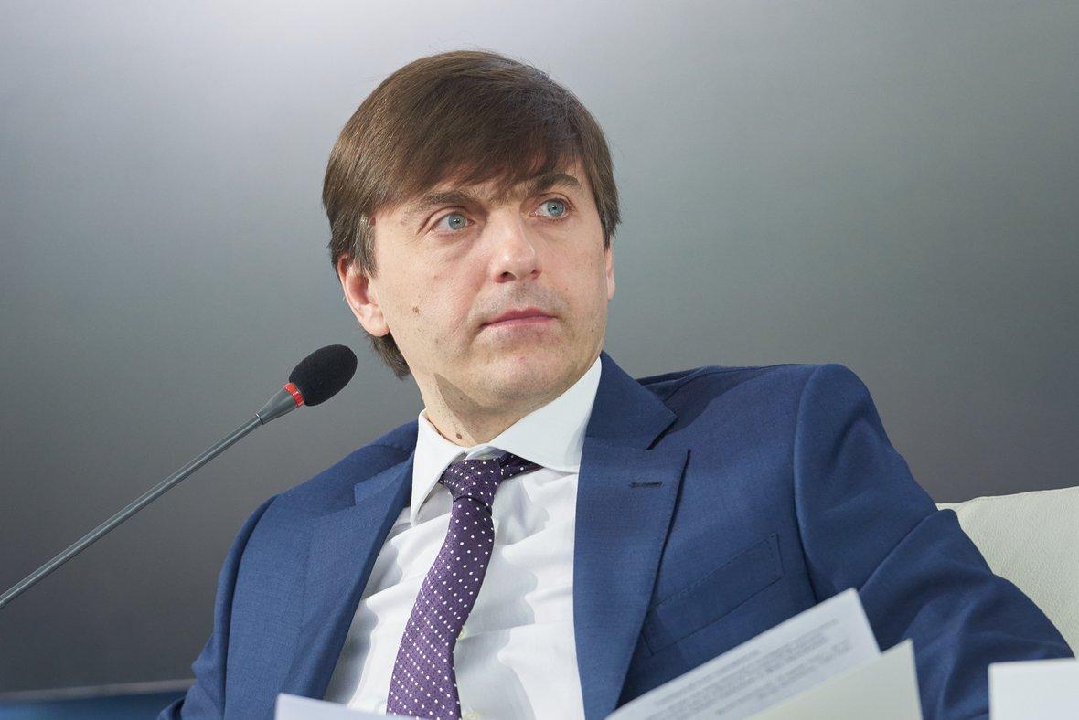 Министр просвещения рассказал о развитии образовательной системы в России