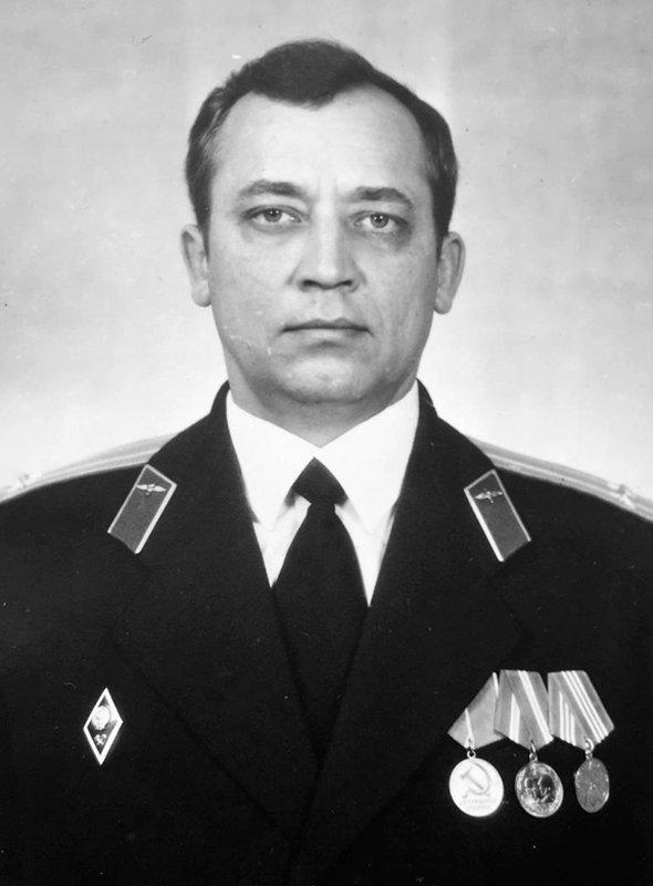 Пётр Иванович Шабунин— отец Андрея Шабунина