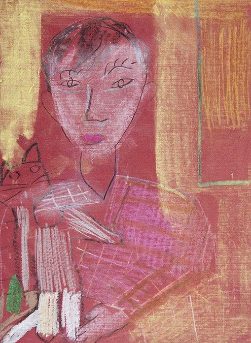 Выставка «Люди должны быть разными». Работа Саши Другова