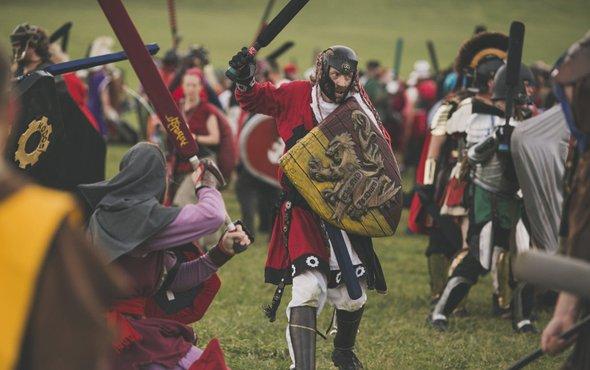 Ролевая боевая игра Dagorhir