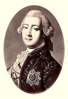 граф Алексей Разумовский