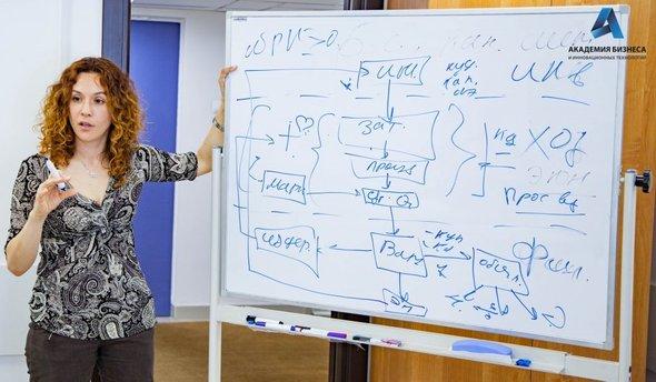 член экспертного совета при комитете Государственной Думы РФпообразованию инауке, учредитель Академии бизнеса иинновационных технологий Лариса Калачёва