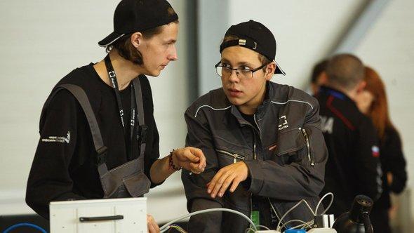 Соревновательные площадки WorldSkills Hi-Tech 2019