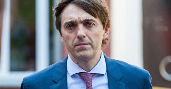 Министр просвещения Кравцов привился от коронавируса