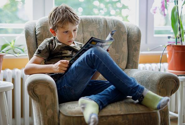 Как в эпоху смартфонов делать успешный бумажный журнал для детей