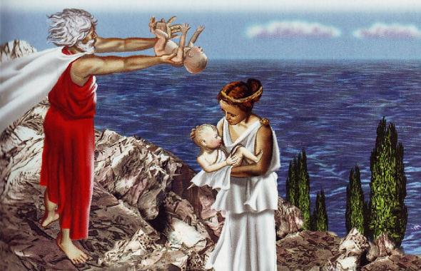 Сексуальные вольности древней греции