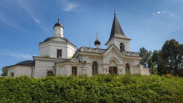 Храм Воскресения Христова / Фото: Shutterstock (Bondarenko)