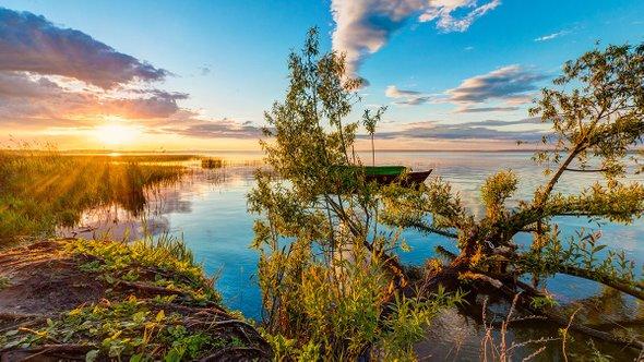 Плещеево озеро / Фото: Shutterstock (alloova)