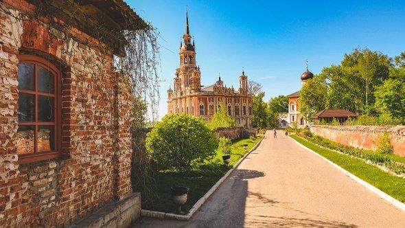Можайский кремль / Фото: Shutterstock (Fedor Plaskovitskiy)