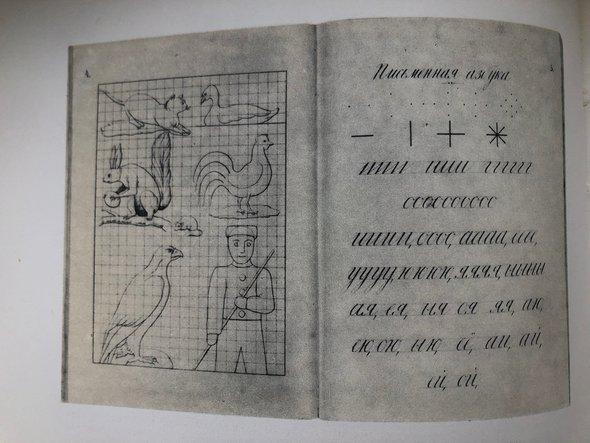 Избукваря Константина Ушинского