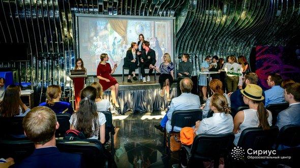 Презентация театрального проекта по мотивам рассказа А.П.Чехова