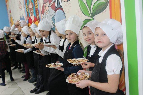 Как Новый год ждут школьники СЗАО