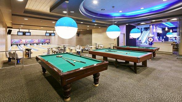 Развлекательный центр всети отелей Gloria Hotels & Resorts
