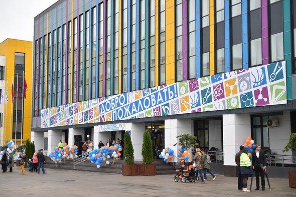Место образования: в Новой Москве открывается все больше учебных заведений
