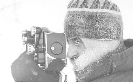 В ледяной арктической пустыне