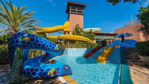 Аквапарк Gloria Golf Resort всети отелей Gloria Hotels & Resorts