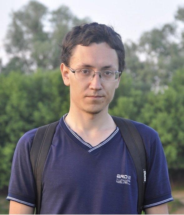 Игорь Киняев