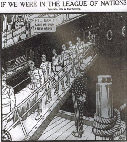 ИсточникА. Карикатура 1920 года отамериканского художника— карикатуриста Уинзора Маккея.
