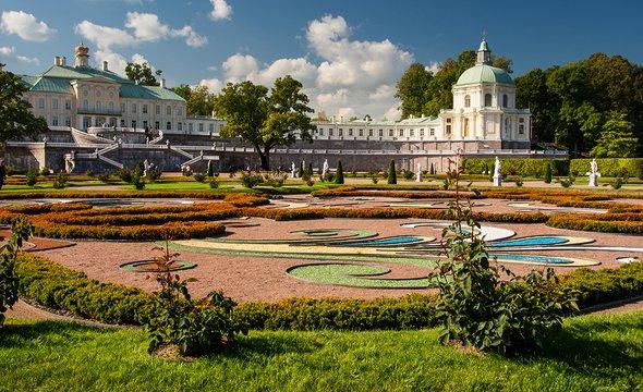 Ораниенбаум. Большой Меншиковский дворец. Фото: Shutterstock / helentopper