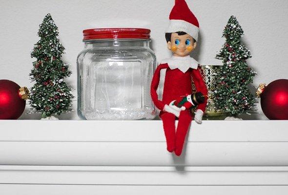 Эльф на полке: классная рождественская традиция для непослушных детей