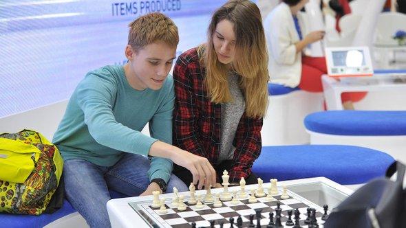 Московский международный форум «Город образования» в2017 году