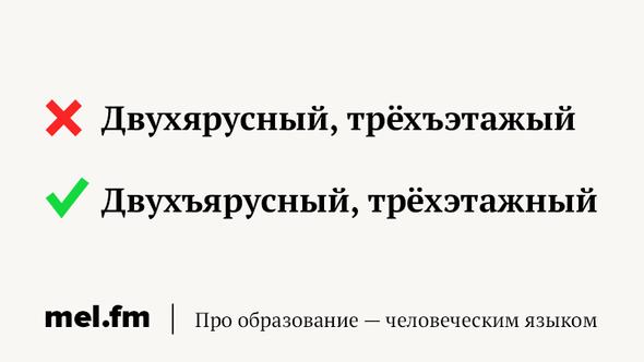 слова с приставкой под и знаком