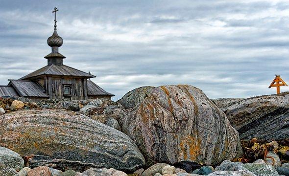 Соловецкие острова. Фото: Shutterstock / Alvov