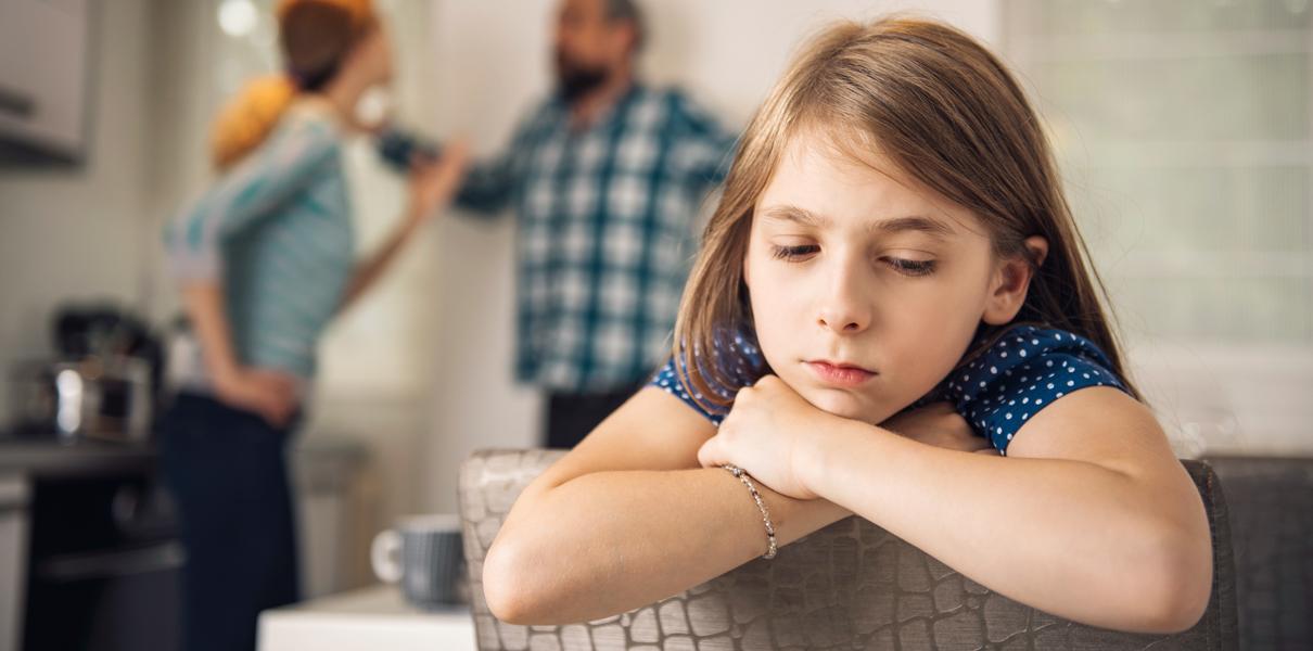 как подготовить детей к разводу родителей