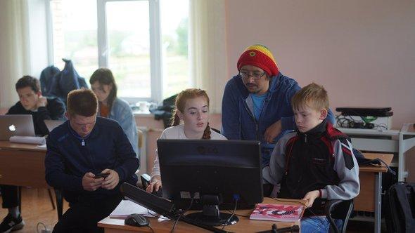 Больше-кочинская школа / Фото: Егор Пигалев