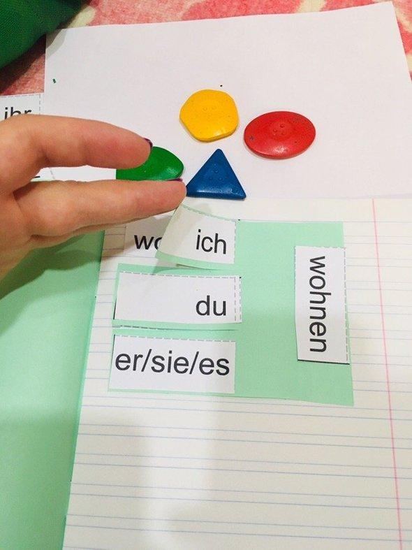 Для немецкого языка подходит.
