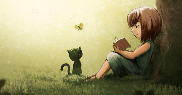 Дети и их книжки