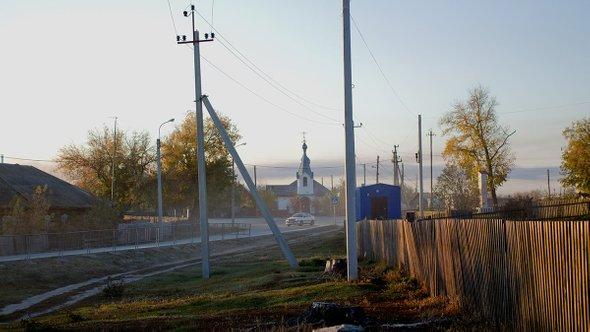 Село Мереть