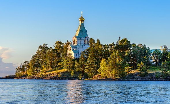 Никольский скит Валаама. Фото: Shutterstock / A_Mikhail