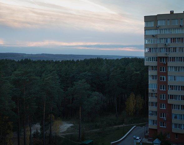 Фотограф Андраш Фекете уже несколько лет снимает наулицах Протвино. Вследующем году планируется большая выставка вМоскве