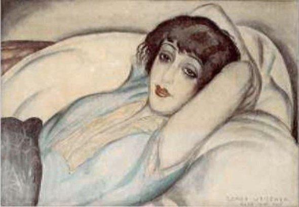 Картина Герды Вегенер