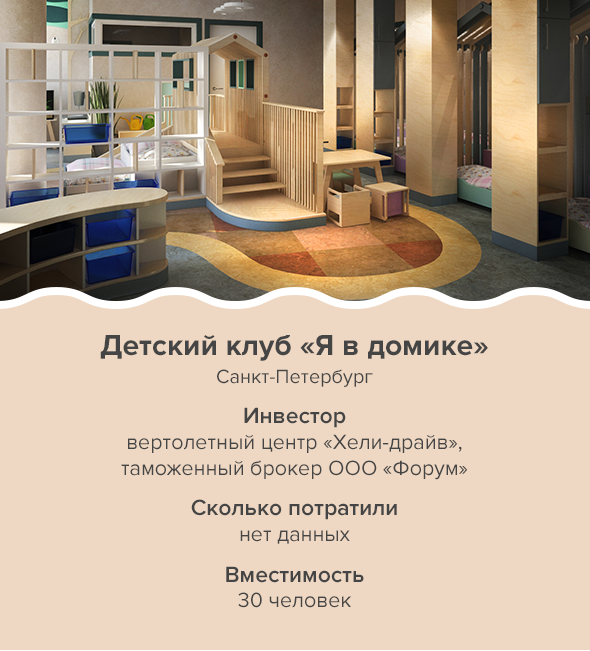 Детский клуб «ЯвДомике»