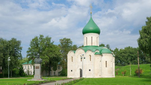 Спасо-Преображенский собор / Фото: Shutterstock (Elena Koromyslova)