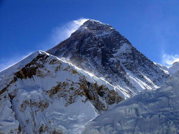 Эверест— самая высокая гора вмире