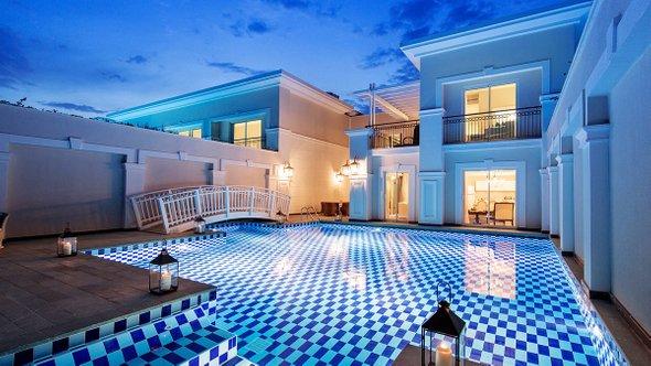 Отель Titanic Deluxe Golf Belek