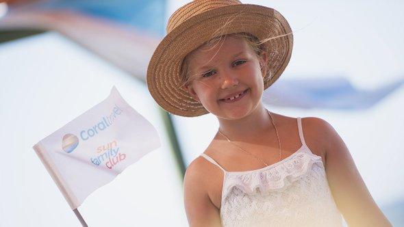 Программа развивающего досуга Sun Family Club в отеле Papillon Ayscha Hotel