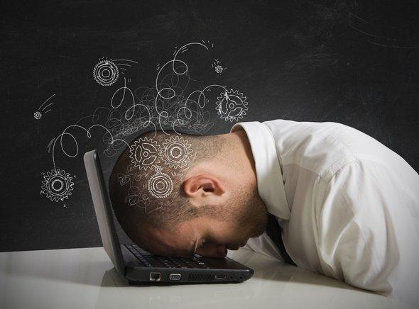 Профессиональный стресс - один из самых распространенных видов стресса.
