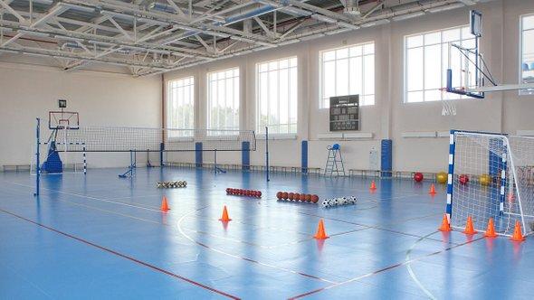 Малый зал спорткомплекса