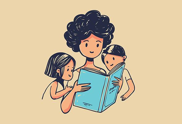 5 отличных книг о семьях и детях для отпуска