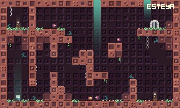 Скриншот игры Osteya