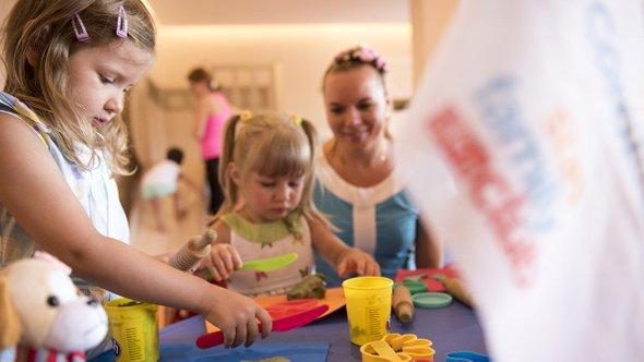 Программа развивающего досуга Sun Family Club в отеле Papillon Zeugma Relaxury