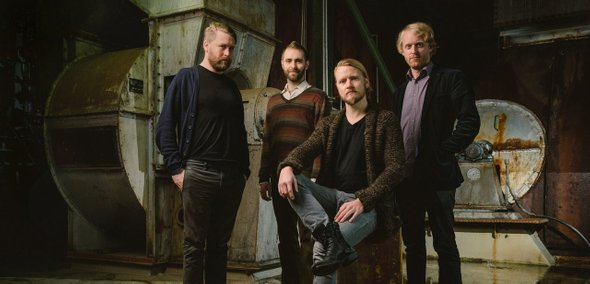 """Группа  """"Árstíðir"""""""
